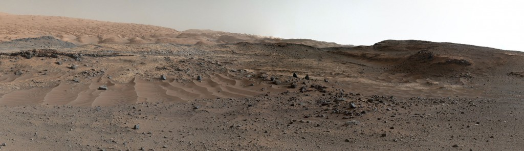 Research on Mars' Erosion Published in Icarus