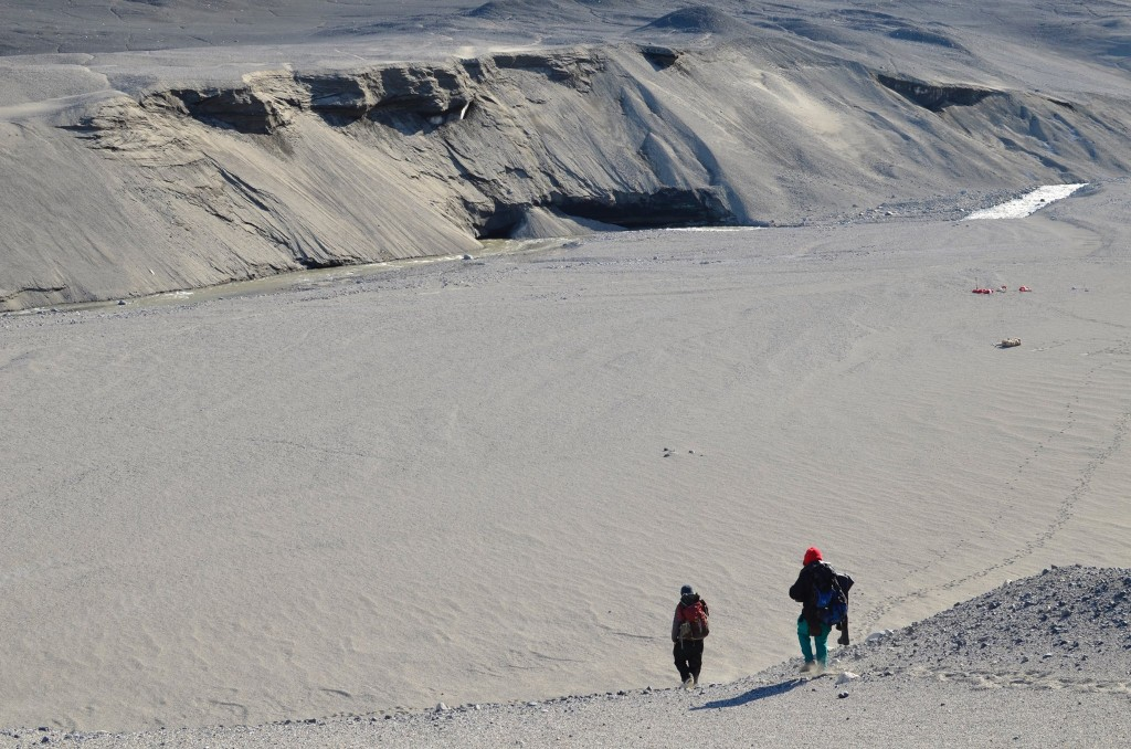 Accelerated Permafrost Melt Witnessed in Antarctica's Dry Valleys