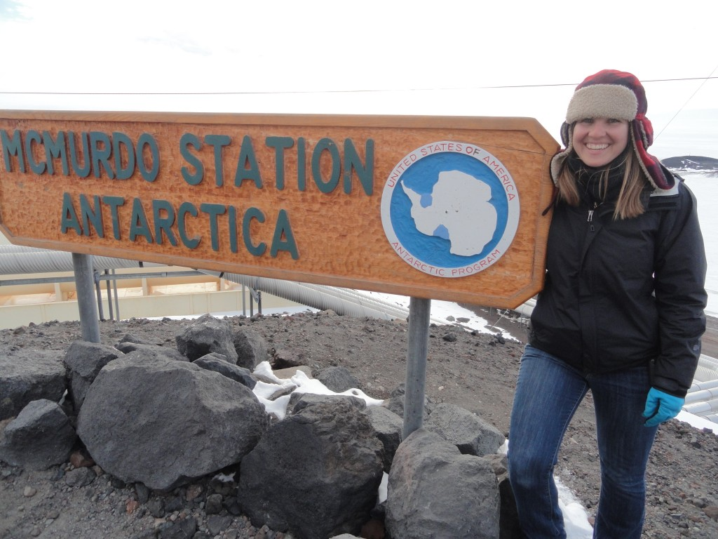 Changing Fields: From the Stars to Antarctica