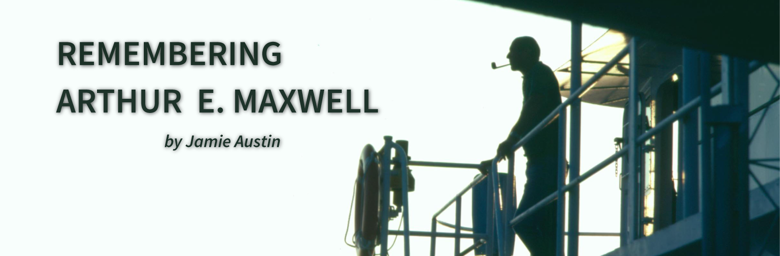 Remembering Art Maxwell banner
